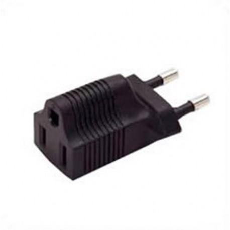 Korea KSC 8305 Male Plug to NEMA 5-15 Female Connector 2.5 Amp