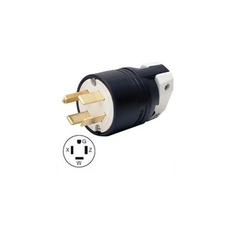 Hubbell HBL9461C NEMA 14-60 Male Plug