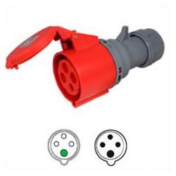 AC Connector 432C6 32 Amp 400Volt