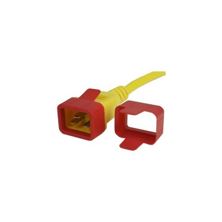 C20 Secure Sleeve Tab Contact Retention Insert - Red with