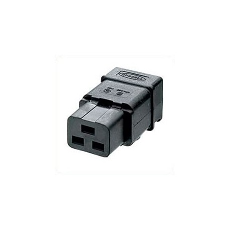 Hubbell H320C IEC320 C19 Straight Entry Female Connector, 20