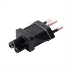Brazil NBR 14136 Male Plug to C5 Female Connector 2.5 Amp 250