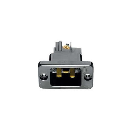 Hubbell H320B IEC320 C20 Male Inlet