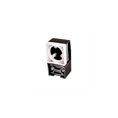 HUBBELL HBL3WAA Angle Adapter TL 20/30 Amp, 3 Wire Plug and