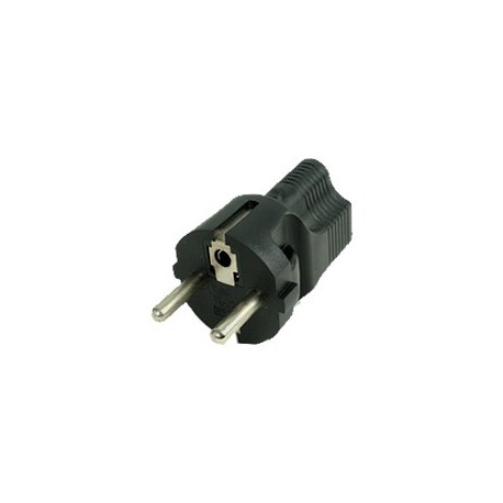 Schuko CEE 7/7 Male Plug to North America NEMA 5-15 Female