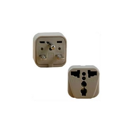 International Adapter NEMA 6-15 Male Plug to Multiple Female 10
